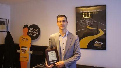 Century 21-kantoor van Maarten Mallants krijgt award