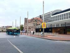 Mogelijk nieuw busstation, busroutes en tram in Haarlem