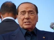 Toestand Berlusconi stabiel: oud-premier kreeg dubbele longontsteking door corona