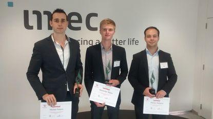 Studenten UCLL ontvangen Cera Award