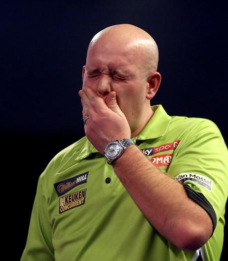 Geen dartfans aanwezig bij UK Open