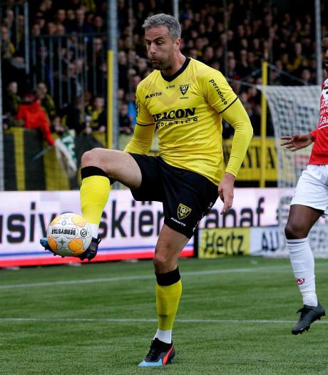 Bredanaar Ralf Seuntjens voor twee seizoenen naar De Graafschap