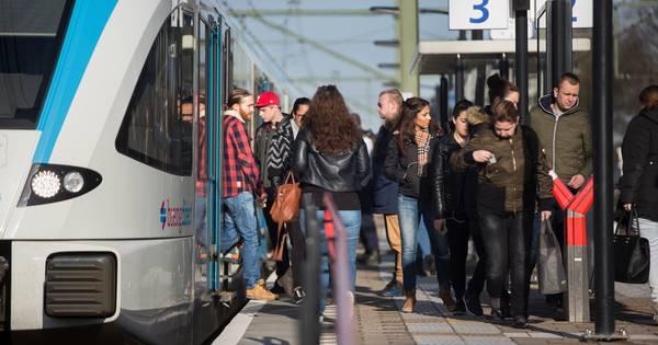 Jongen achtervolgd na aankomst op station Zevenaar