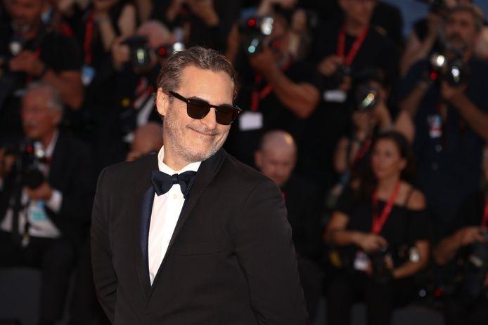 L'année passée, Joaquin Phoenix et son Joker était en vedette sur le Lido.