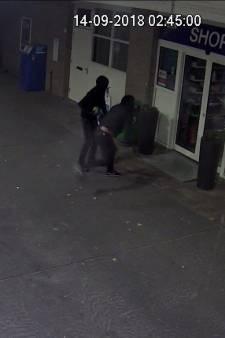 Daders vluchten na mislukte inbraak op tankstation Helvoirt