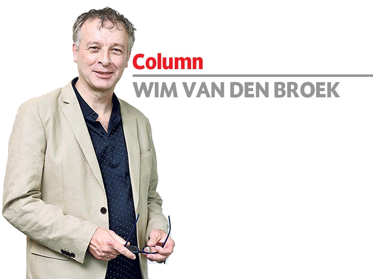 Column Wim van den Broek
