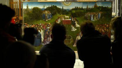 Van middeleeuwse streetfood tot rockconcerten: Van Eyck en het Lam Gods zijn te zien, te horen en te proeven