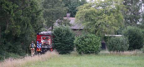 Brand verwoest keuken in Harfsen