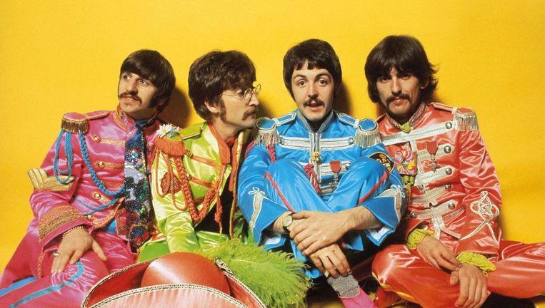The Beatles Beeld AD