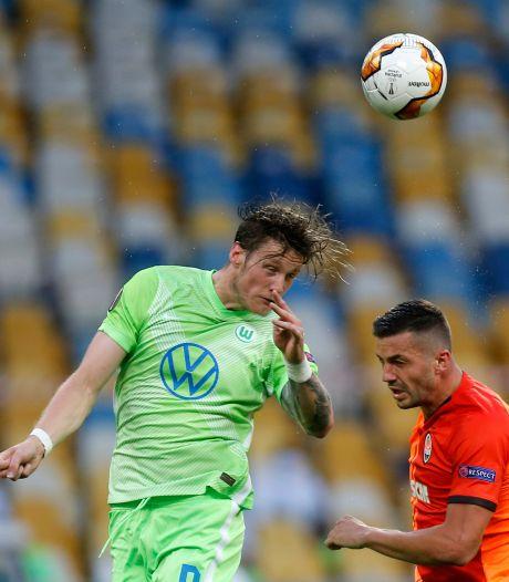 Weghorst komt eerdere uitglijder met Wolfsburg niet te boven