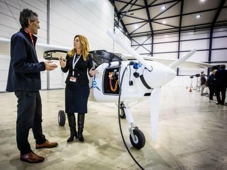 Rotterdam Airport wordt de Nederlandse speeltuin van duurzame luchtvaart