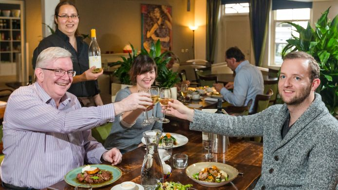 Na 20 jaar is het doek gevallen voor hotel-restaurant Abrona in Oudewater.