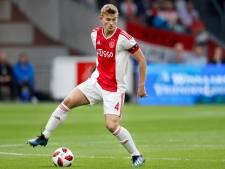 Ajax mist aanvoerder De Ligt, Van Bommel houdt vast aan vaste elf