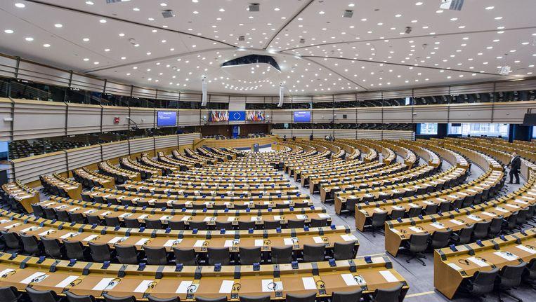 Het Europees Parlement. Beeld anp
