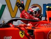 Leclerc pakt pole: 'Extreem blij, maar jammer voor Seb'