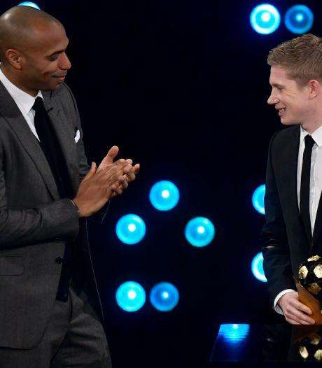 """Thierry Henry est fou de Kevin De Bruyne: """"Ce garçon n'est pas normal"""""""