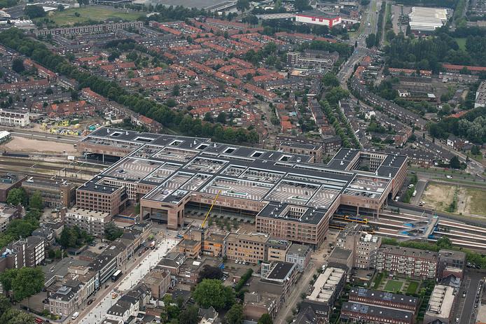 Station Breda. (Tik op de foto's voor groot formaat Fotoalbum)