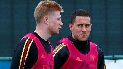 """Onze chef voetbal over 'spookmatch' voor Rode Duivels: """"Hebben Hazard en de jongens nog goesting?"""""""