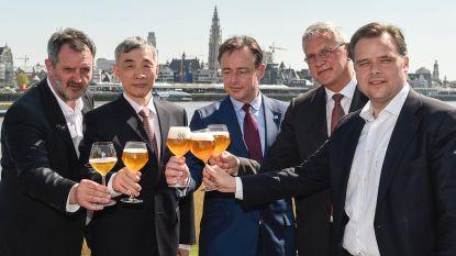 Patrick Van Gompel lanceert tweede bier