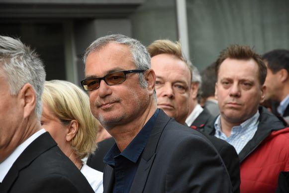 Zanger Bart Herman