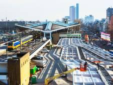 Nieuw busstation Tilburg 10 maart open, daarna is de weg vrij voor hotel aan de Brokxlaan