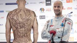 """""""Ge gaat hert of ge gaat niet"""": Tom Boonen kiest voor kolossale tattoo"""