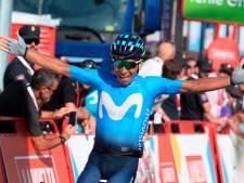 Quintana wint venijnige rit, Kruijswijk en Poels verliezen tijd