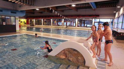 Zwembad minstens 5 maanden dicht