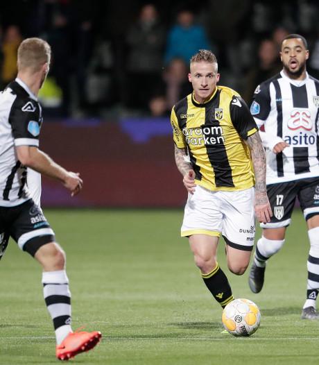Clark rood, Vitesse verliest met 3-2 bij Heracles