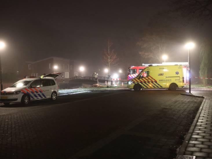 Vrouw in rolstoel overleden na val in water Schijndel