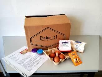 Koekjes bakken met de kinderen? Bestel Bake it!-pakket van studenten