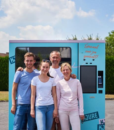 """Foodautomaat met gezonde slaatjes in het AZ Sint-Lucas: """"Speciaal voor het personeel"""""""