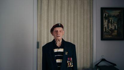 """Oud-strijder Joannes """"Charles"""" Vandenbempt (95) geveld door corona: """"Zelfs de Duitsers kregen hem niet klein"""""""