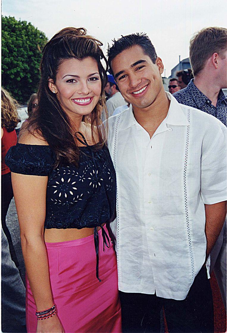 Twee weken na hun jawoord strandde het huwelijk tussen Mario Lopez en Ali Landry al.