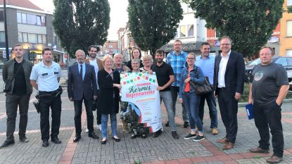 Gemeentebestuur Sint-Pieters-Leeuw blaast Kermis Negenmanneke nieuw leven in