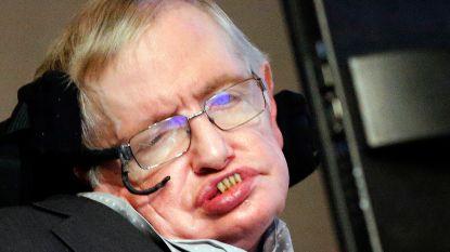 """Stephen Hawking voorspelde komst van """"supermensen"""""""