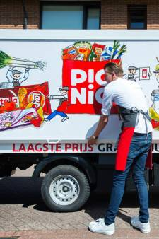 Boodschappendienst Picnic stapt in pakketbezorging