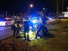Man die na politie-achtervolging crashte met gestolen auto in Eindhoven, wordt gezocht in Polen