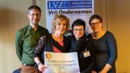 Daniëlle Van den Heerick is 'meest innovatieve ondernemer' uit Waarschoot