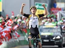 Antwan Tolhoek soleert naar fraaie zege in Ronde van Zwitserland