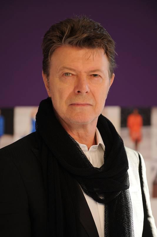 David Bowie.