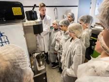 Achthonderd kinderen op bezoek bij bedrijven in de techniek