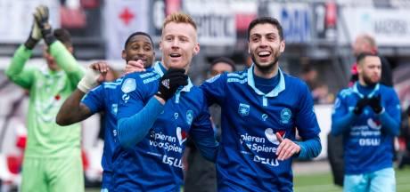 PEC Zwolle maakt werk van Van Duinen en Faik