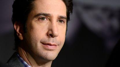 """Tv-makers moesten David Schwimmer sméken om mee te doen aan 'Friends': """"Hij vond er niets aan"""""""