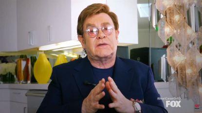 """Elton John doneert 1 miljoen dollar voor aidsbestrijding: """"We mogen ook die pandemie niet vergeten"""""""