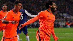 Engelse clubs laten zich gelden op het Europese toneel: Liverpool geeft Porto pak rammel in heenwedstrijd