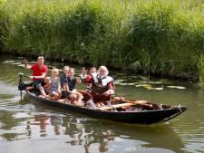 Met de Anna Cornelia heeft Veenendaal weer een drijvende veenaak