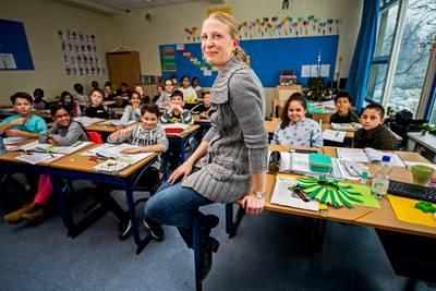Ouders balen van staking maar leraren gaan door