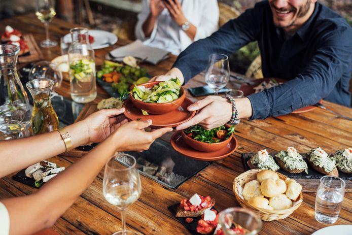 De prijs voor het beste vegan restaurant ging naar Humus x Hortense in Brussel.