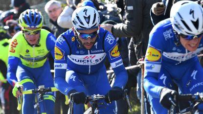 """Quick.Step-ploegleider Van Slycke ziet Fernando Gaviria straks wél oogsten in Tour: """"Kwestie van details"""""""